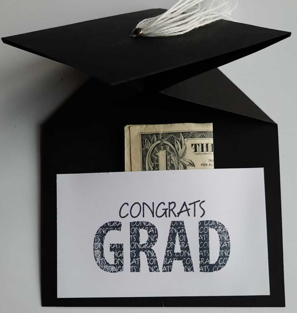 grad card money